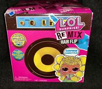 LOL Surprise REMIX Hair Flips 1 Big Sister Doll Music Record Present OMG New