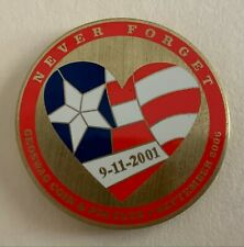 Sept 2006 GC&PC Never Forget Geocoin