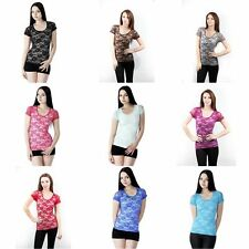 Blouse Unbranded Floral Tops & Shirts for Women