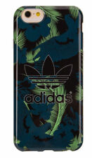 Official Adidas Original iPhone 6S & 6 Hard Moulded Case Cover Brown/Red/Green