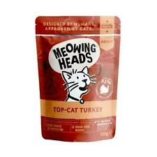 Meowing Heads Top Cat Turkey Cat Food | Cats