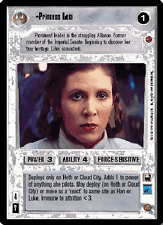 Princess Leia FOIL [Near Mint] REFLECTIONS I star wars ccg swccg +