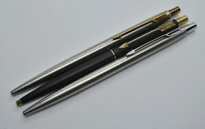 Set 3 Vintage Parker Classic Ballpoint Pen - USA