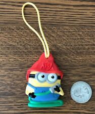 Minion Cereal Box Toy Fireman
