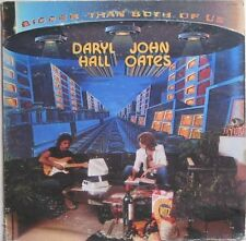 Hall & Oates - Bigger Than Both Of US USA 1976 LP+Ins.