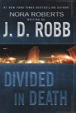 NEW - Divided in Death by J.D. Robb; Nora Roberts