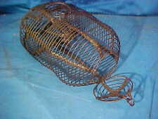 19thc Primitive Wire Cage Style Mouse Trap