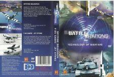 Battle Stations - Technology of Warfare - Spitfire Squadron - F-86 Sabre - Jet S