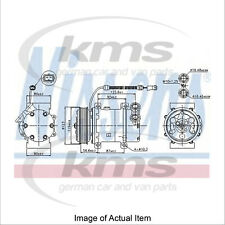 New Genuine NISSENS Air Conditioning Compressor 89339 Top Quality