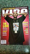 VIBE MAGAZINE February 2005 featuring Eminem/Tupac, Chingy, Pitbull, Usher, etc.