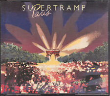 Paris [NOT Remastered] by Supertramp (CD, A&M) West Germany
