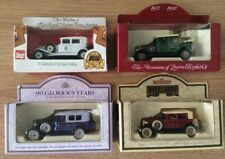 Set Of 4 Royal Themed Lledo Days Gone Die-Cast Metal Models Nib
