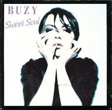 BUZY - SWEET SOUL - PROMO CD MAXI CARDSLEEVE