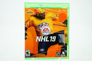 NHL 19: Xbox One [Brand New]
