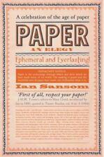 Paper by Ian Sansom (2015, Paperback)