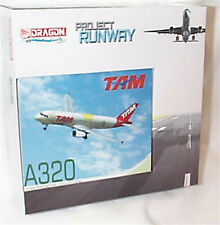 Airbus A320 Tam Dragon wings With Runway Display New in Box 56441