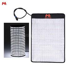 FalconEyes 432*LED Video Light Lamp Panel Rollable Dimmable for DSLR Camera DV