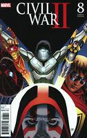 CIVIL WAR II #8 (OF 8) John Cassaday Variant Marvel Comics 2016 NM 1st Print