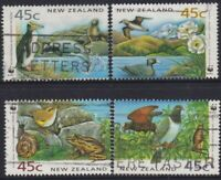 New Zealand - Endangered Species Conservation 1993