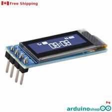 "OLED LCD Display 0.91"" 128x32 I2C Module SSD1306 - ArduinoShop"