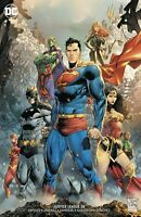 JUSTICE LEAGUE #38 DC Comics 2019 Tony Daniels 1ST PRINT COVER B