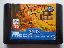 Mega Drive - Donald in Maui Mallard (Modul) 10634530