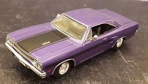 Maisto Special Edition - 1970 PLYMOUTH GTX (Mystical Purple) 1:25