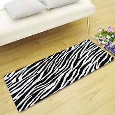 Xmas Gift Zebra Deer Cow Leopard Print Home Decor Area Rug Floor Door Mat Carpet