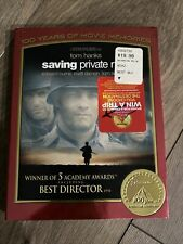 Saving Private Ryan BluRay Dvd Paramount 100 Years Of Movie Memories New Sealed