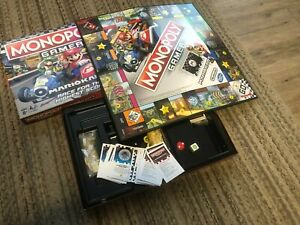 Monopoly Gamer Mario Kart Replacement Pieces Pick and Choose