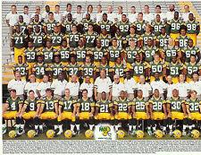 1996 WORLD CHAMPION GREEN BAY PACKERS  8X10 TEAM PHOTO  FOOTBALL NFL AFL