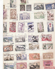 "*Postcard-""French Postage-"" -(Picture of Stamps on Postcard) ...Classic-(B346)"