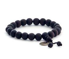 9mm Wood Beads Tibet Buddhist Prayer Bracelet Mala
