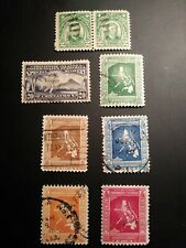 New ListingUs possessions used Philippines stamps set of 7 different