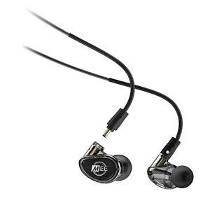 MEE Professional MX1 PRO Customizable Noise-Isolating Universal-Fit Modular IEM