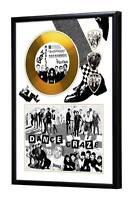 Dance Craze Gold Look CD & Plectrum Display Madness/Bad Manners/Specials/SKA