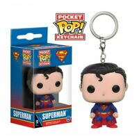 Funko pop key chain justice league superman dc comics llavero figura figure