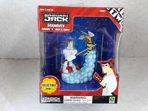 Samurai Jack Snapshots Episode 4 Jack in Space Figures
