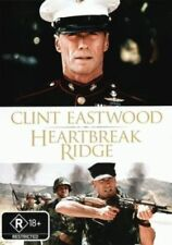 Heartbreak Ridge DVD CLINT EASTWOOD BRAND NE R4