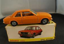 Dinky Toys F 1543 Opel Ascona en boîte