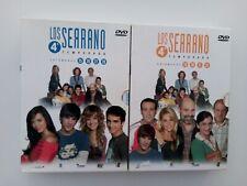 Serie  los serrano dvd