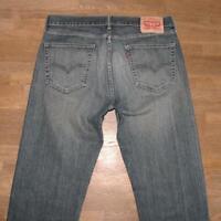 """lässig- weite LEVI`S 505 Herren- JEANS / LEVIS Blue- Jeans in blau W33"""" /L34"""""""