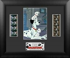 Film Cell Genuine 35mm Framed & Matted Disney 101 Dalmations Double USFC5679 LE
