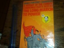 A History of the Chinese Communist Party by Jacques Guillermaz 1972 Illustrated