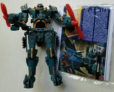 Transformers OBSIDIAN MISSING HAND Botcon 2013 Voyager Machine Wars loose