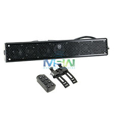 WET SOUNDS STEALTH-6-ULTRA-HD AMPLIFIED SOUND BAR w/ BUILT-IN BLUETOOTH & REMOTE