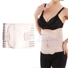 Postpartum Tummy Wrap high elastic Belly Recovery Belt Corset Post Pregnancy