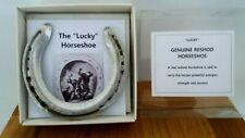 """""""LUCKY"""" THOROUGHBRED HORSESHOE"""