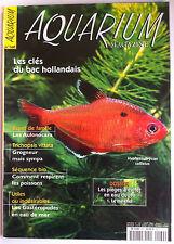 Aquarium Magazine n°160 - Les clés du bac Hollandais