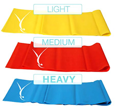 3 Piece Booty Resistance Bands Set for Home Workout and Exercise for Men Women